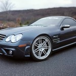 SL65 on iForge wheels