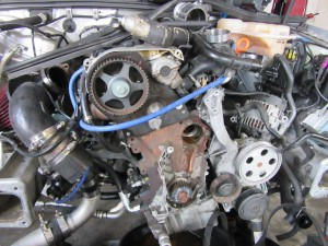 b7 timing belt